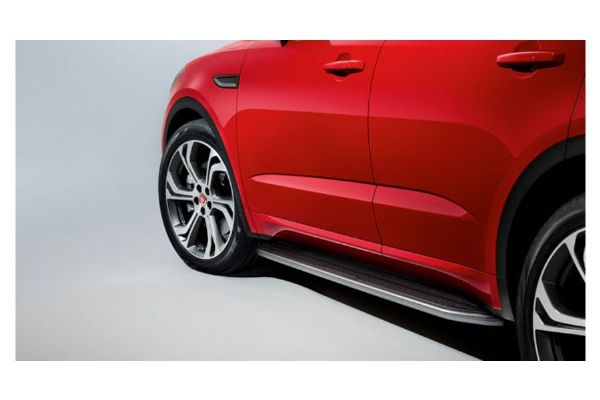 Jaguar E-Pace Side Steps